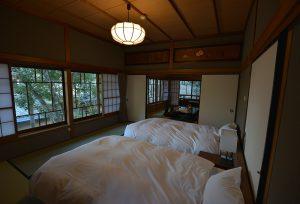 富士屋旅館 旧館2階