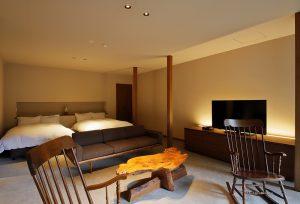 富士屋旅館 新館 洋室