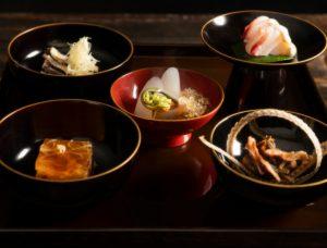 富士屋旅館 お食事