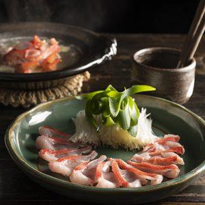 富士屋旅館 湯河原 料理
